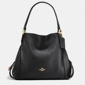 4117bd1a66 Women Coach Pebbled Leather Edie 31 Shoulder Bag on Poshmark